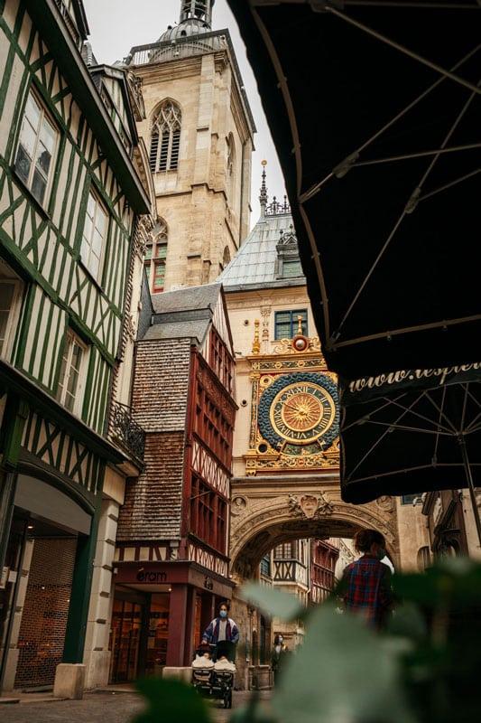 visites incontournables de Rouen