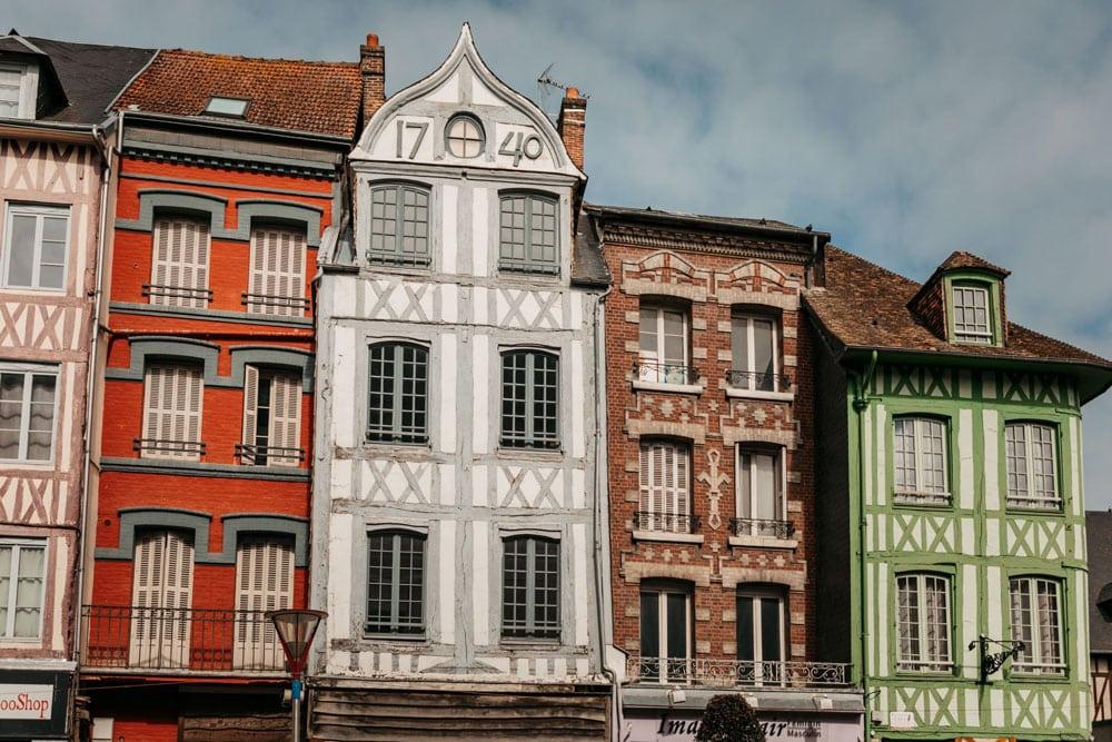que faire autour de Rouen ?