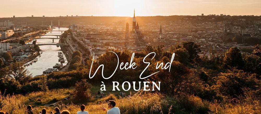 Week-end à Rouen : faire et voir les incontournables et visites insolites