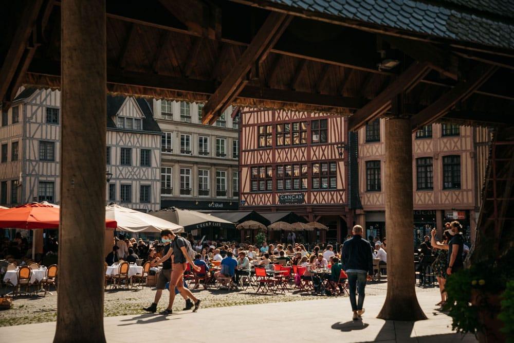week end Rouen où sortir ?