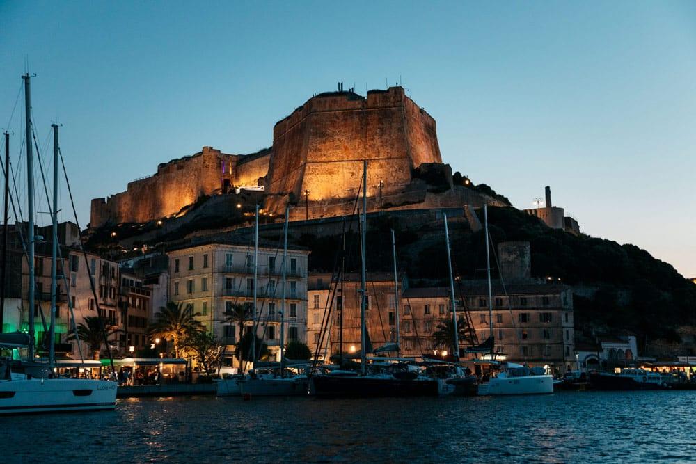 faire plus beau road trip Corse du sud