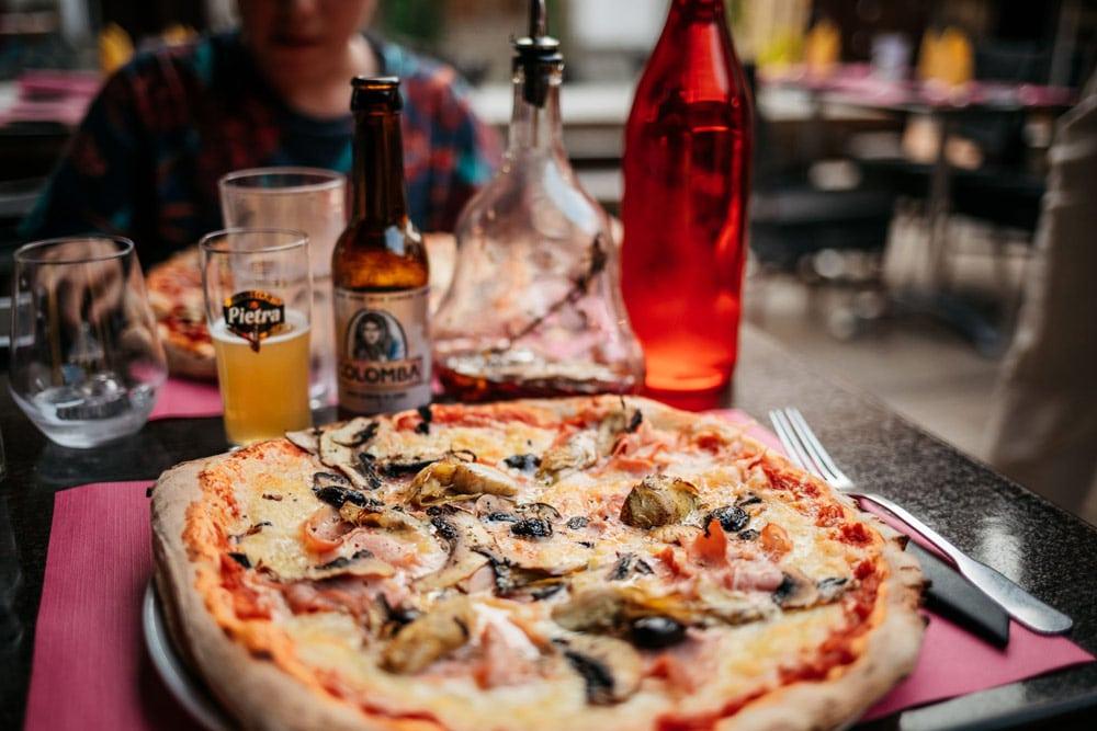 pizzeria aux Aiguilles de Bavella