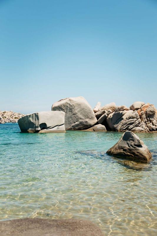plages du sud Corse