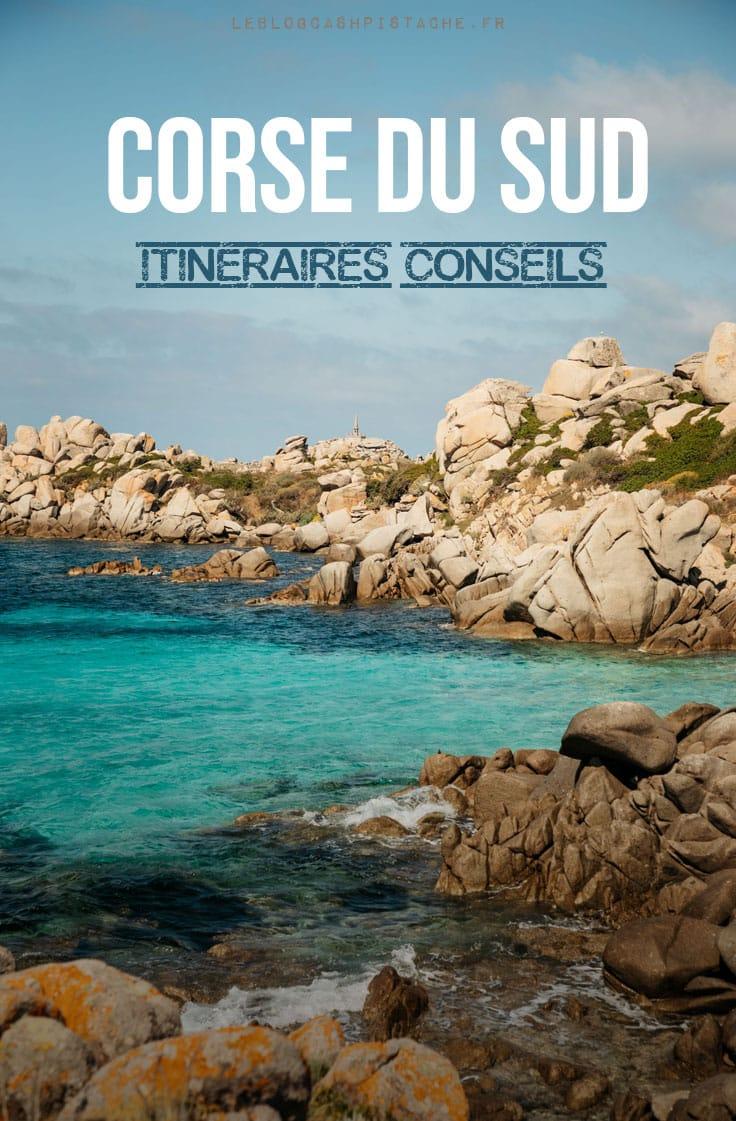 que faire Sud Corse ?