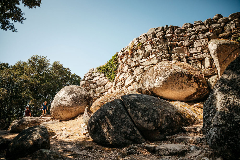 ruines antiques Corse du sud