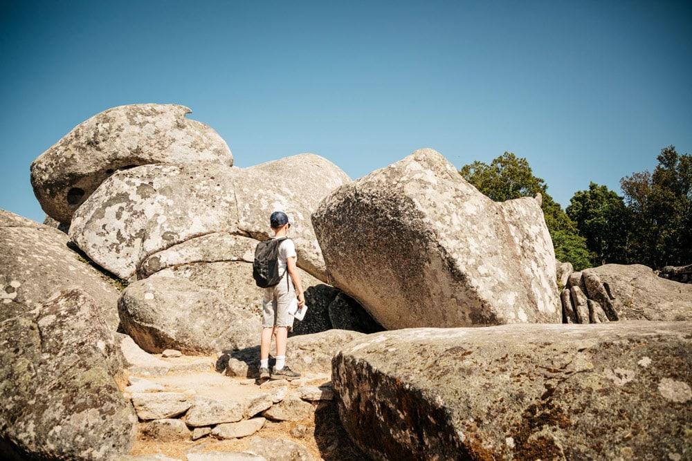 sites archéologiques de Corse du sud