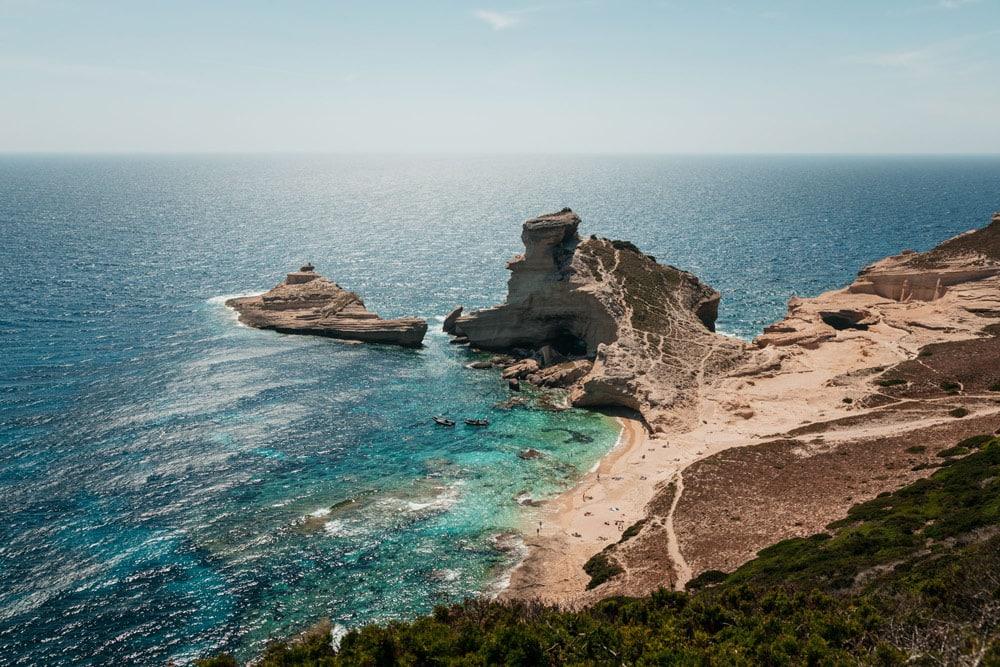 top des visites du sud Corse