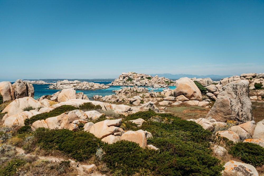 visites incontournables iles Lavezzi Corse